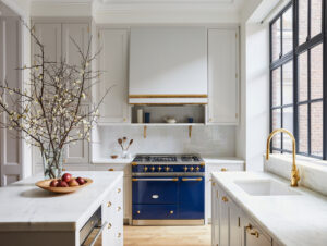 West Village Townhouse by Ronen Lev