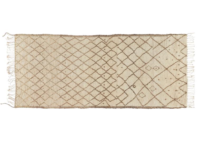 est living Halcyon Lake Moroccan Rug Vintage Middle Atlas Beni Ourain 01 750x540