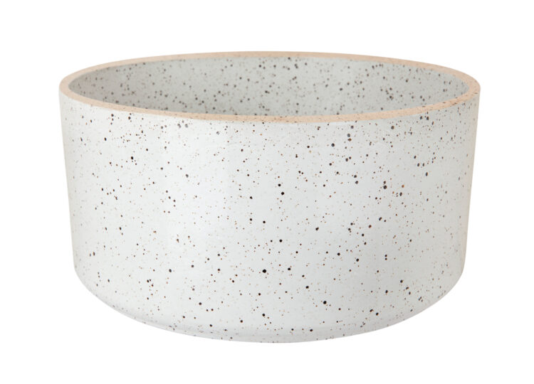 Embers Bowl Planter – Large Ash