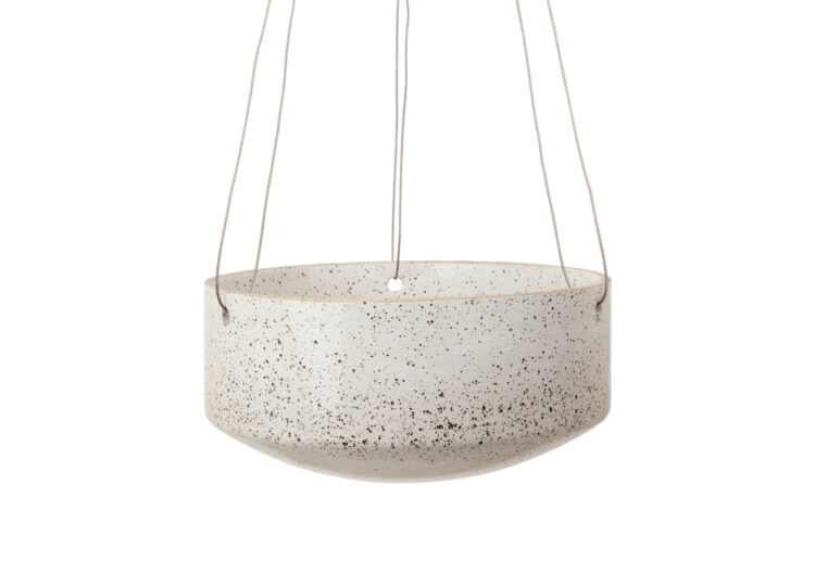 Embers Hanging Planter – Large Ash