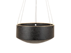 Embers Hanging Planter – Large Charred