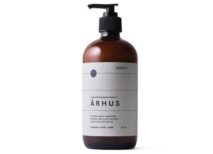 ÅRHUS Nourishing Hand Cream by WØRKS