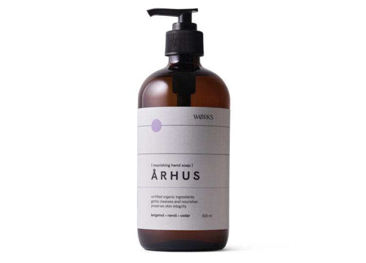 ÅRHUS Nourishing Hand Soap by WØRKS