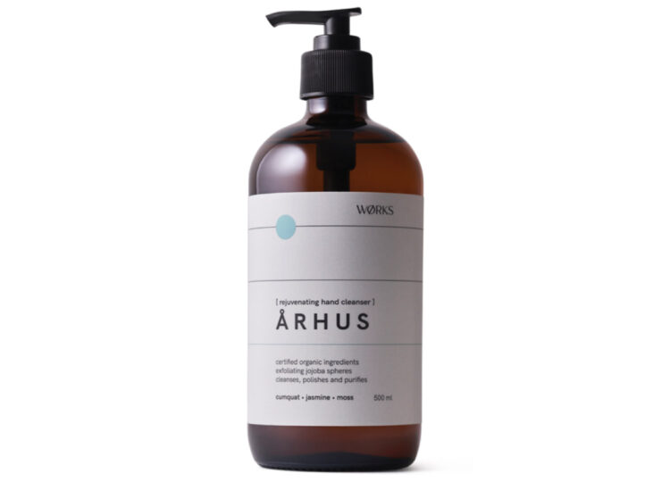 ÅRHUS Rejuvenating Hand Soap by WØRKS
