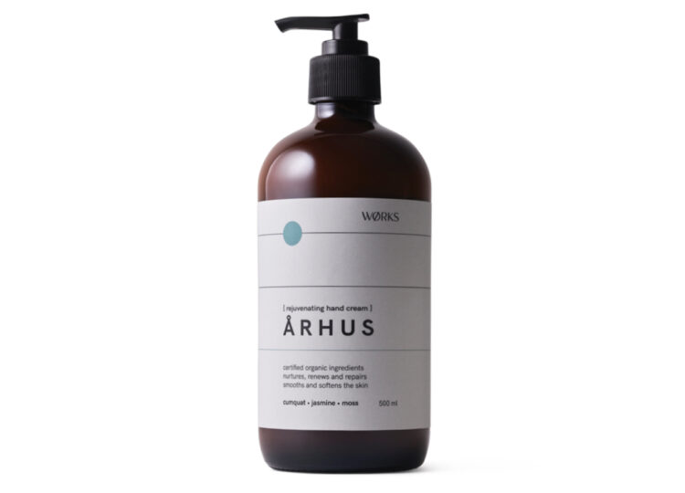 ÅRHUS Rejuvenating Hand Cream by WØRKS