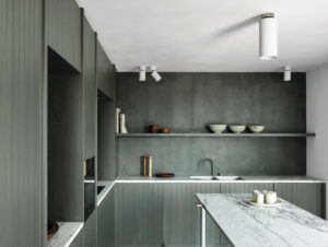 Belgian Apartment by Thomas Geldof and Carmine Van der Linden