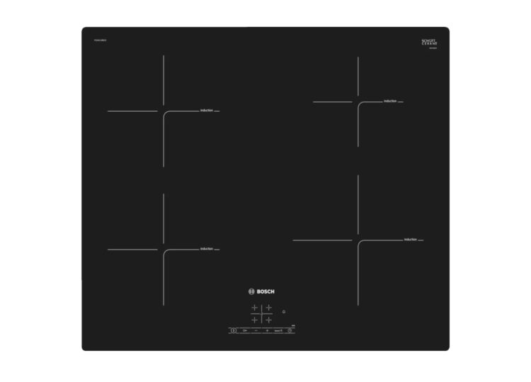 Bosch Series | 4 Induction Cooktop 60cm Black