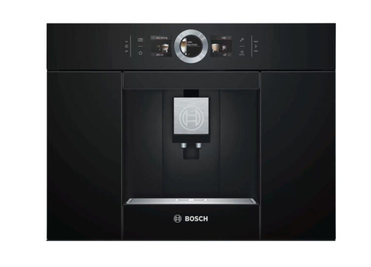 Bosch Series | 8 Built-In Fully Automatic Coffee Machine Black