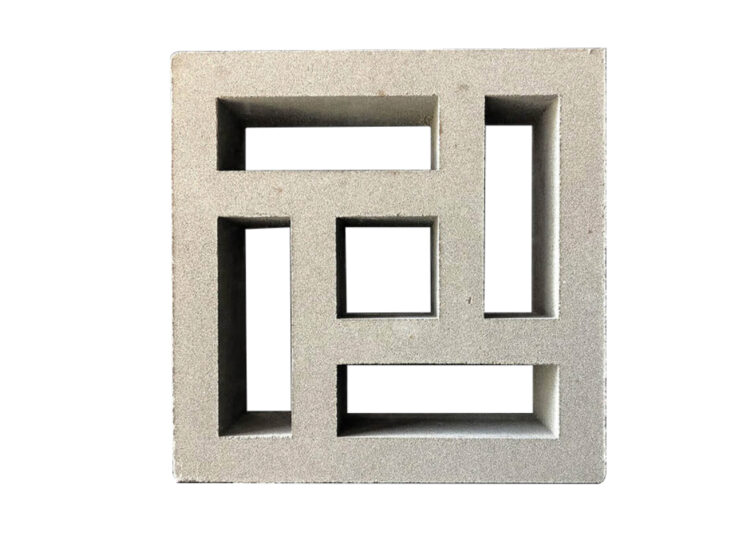 Cubic Products Hindu Breeze Block