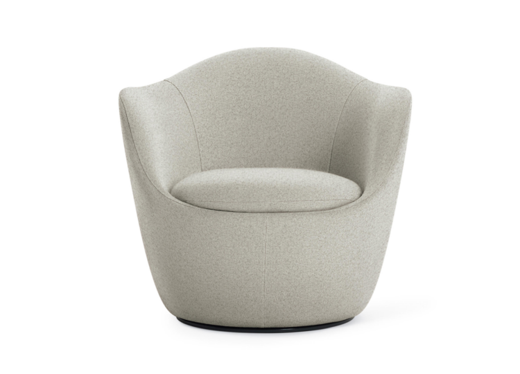 est living design within reach Lina Swivel Chair 01 750x540