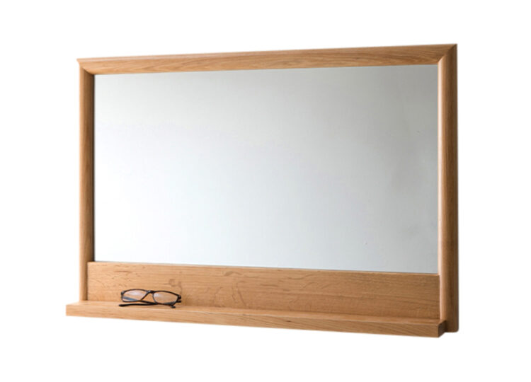 Didier Fable Oak Wall Mirror