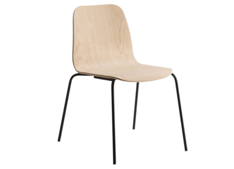 Didier Tiller Slim Four Leg Chair
