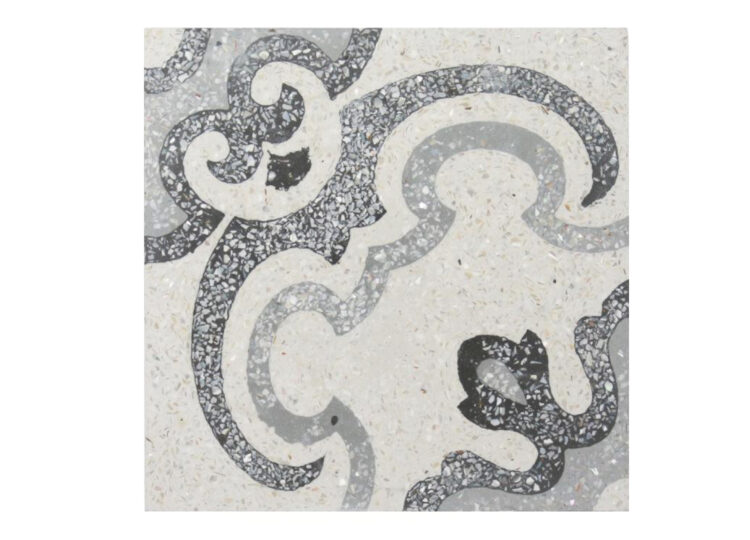 Cement Terrazzo Turin Mother Of Pearl