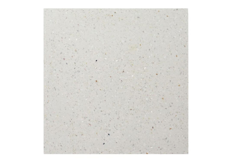 Cement Terrazzo White Mother Of Pearl