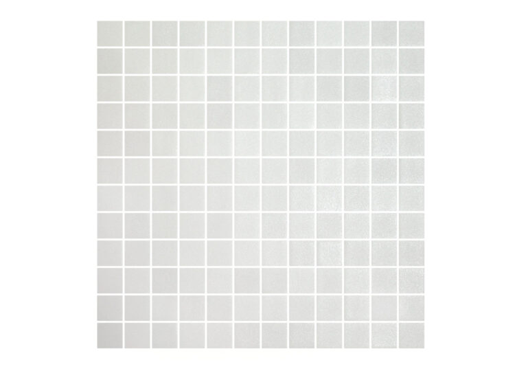 Stone Glass Square White