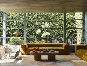 Living 1 | Erskine House Living Room by Kennedy Nolan