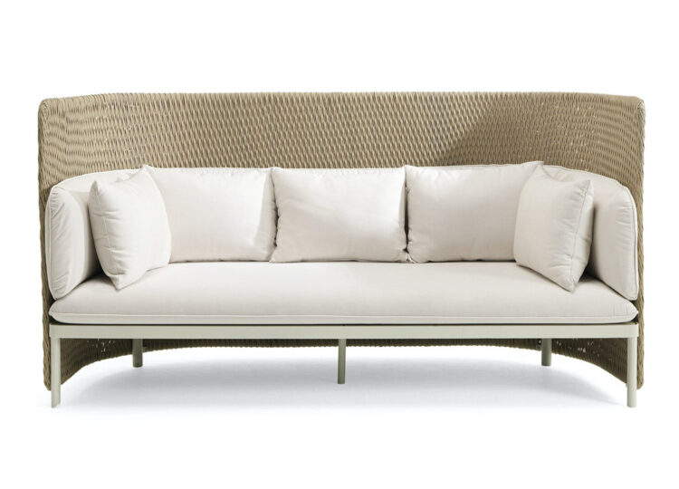 Ethimo Esedra Highback Sofa