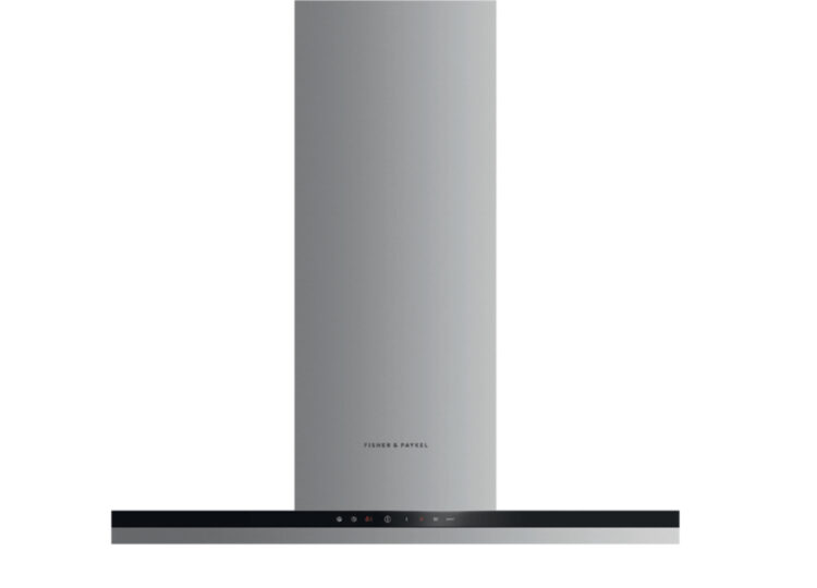 Fisher & Paykel Box Chimney 90cm Wall Rangehood