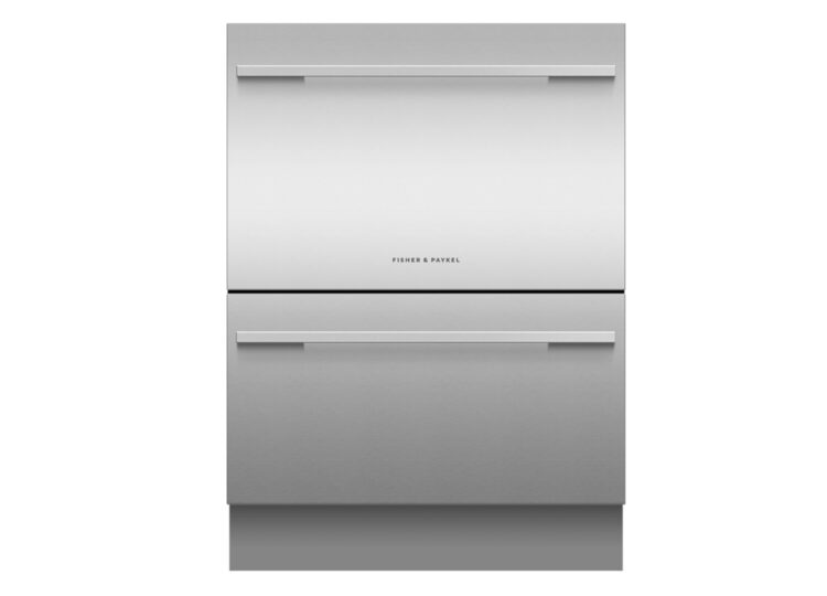 Fisher & Paykel Series 9 | Integrated Double DishDrawer™ Dishwasher