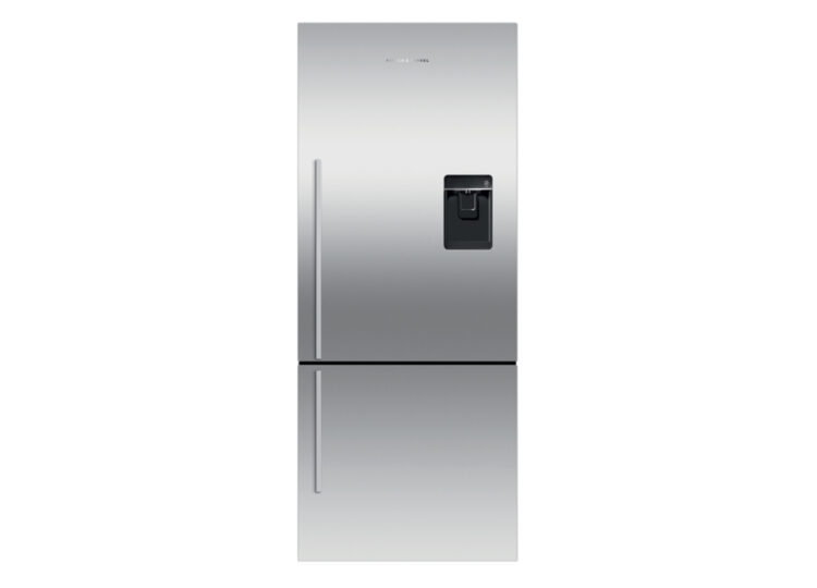 Fisher & Paykel Series 7 | 68cm Refrigerator Freezer – Ice & Water (Stainless Steel)