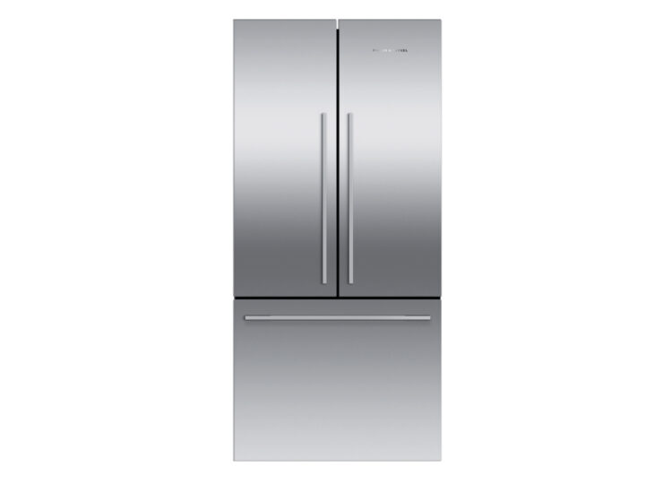 Fisher & Paykel Series 7 | 79cm French Door Refrigerator Freezer (Stainless Steel)