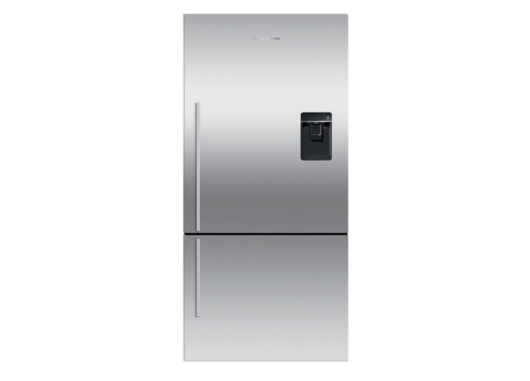 Fisher & Paykel Series 7 | 79cm Refrigerator Freezer – Ice & Water (Stainless Steel)