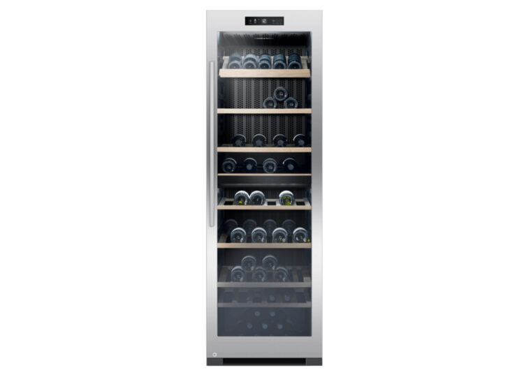 est living fisher paykel series 7 contemporary wine cabinet 144 bottles 750x540