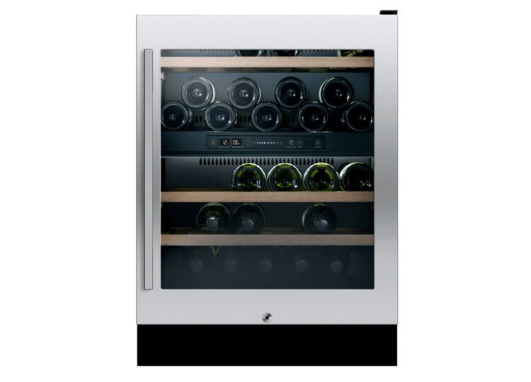 Fisher & Paykel Series 7 | Contemporary Wine Cabinet (38 Bottles)