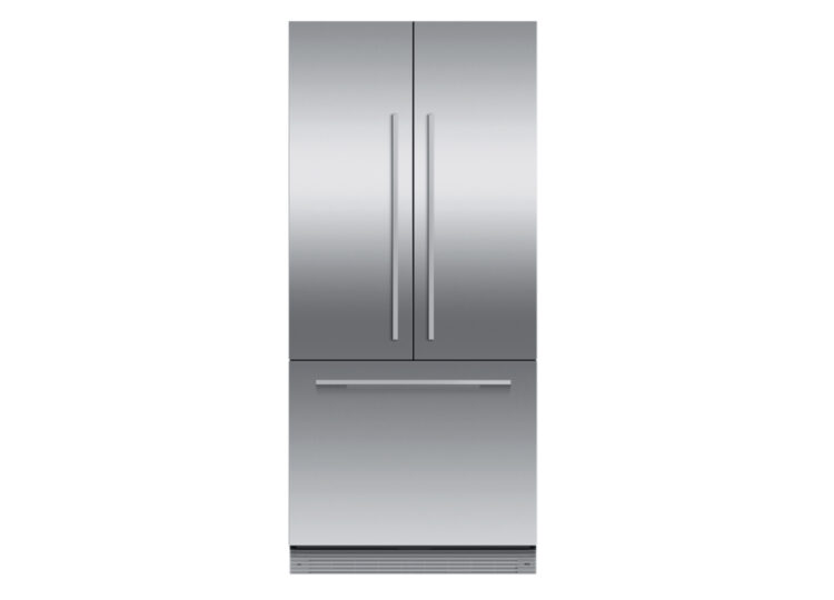 Fisher & Paykel Series 9 | 80cm Integrated French Door Refrigerator Freezer