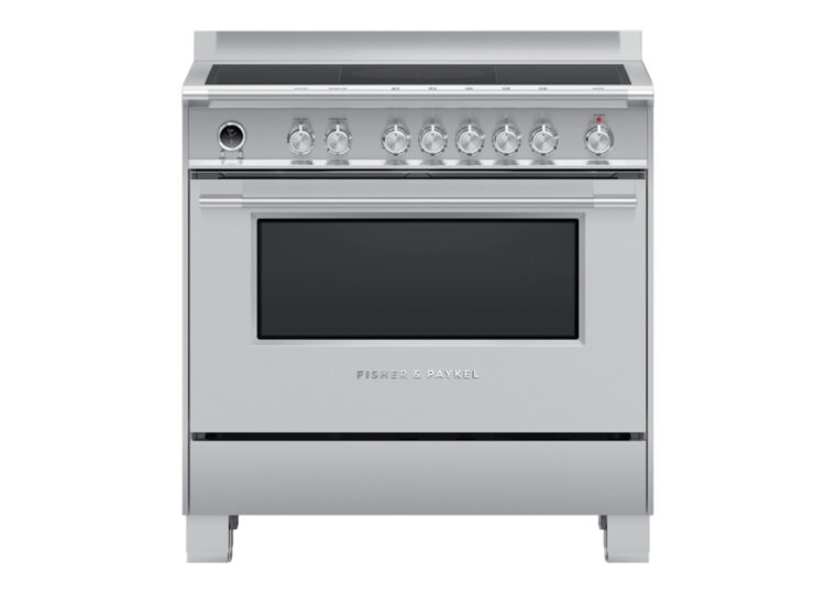 Fisher & Paykel Series 9 | 90cm Induction Cooker (Stainless Steel)