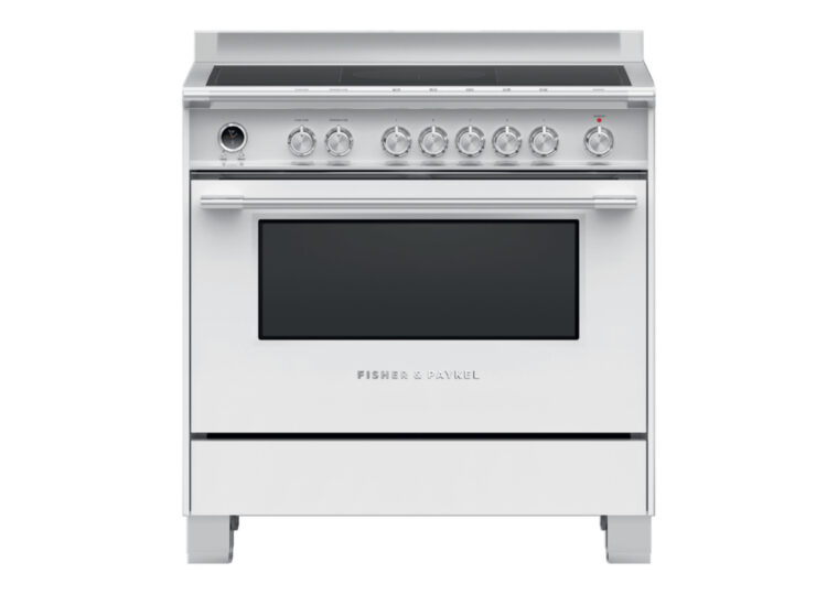 Fisher & Paykel Series 9 | 90cm Induction Cooker (White)