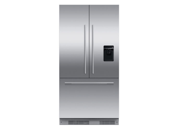 Fisher & Paykel Series 9 | 90cm Integrated French Door Refrigerator Freezer