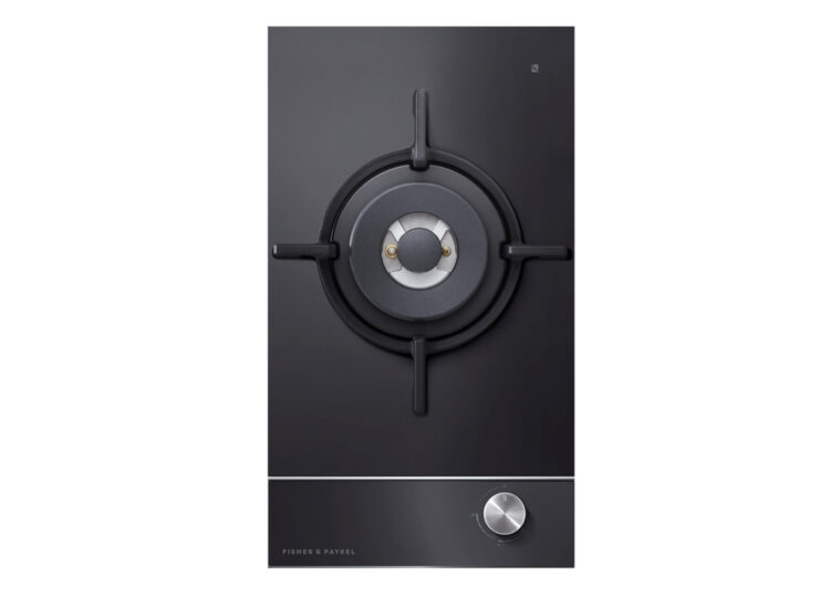Fisher & Paykel Series 9 | Contemporary 30cm Gas on Glass Cooktop