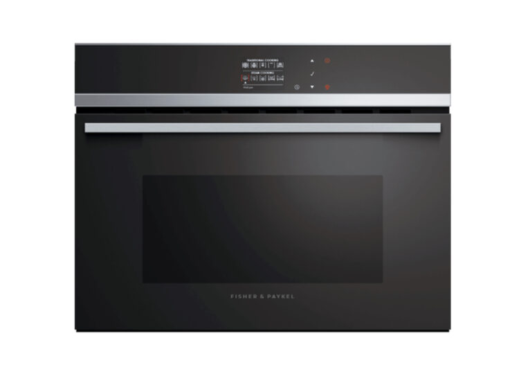 Fisher & Paykel Series 9 | Contemporary 60cm Combination Steam Oven – 9 function