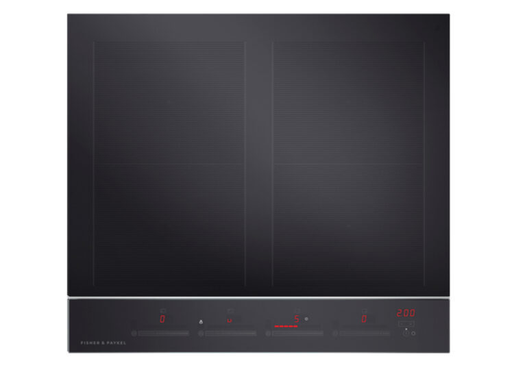 Fisher & Paykel Series 9 | Contemporary 60cm Induction Cooktop – 4 Zones