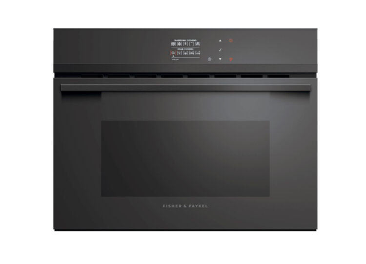 est living fisher paykel series 9 minimal 60cm combination steam oven 9 function 750x540