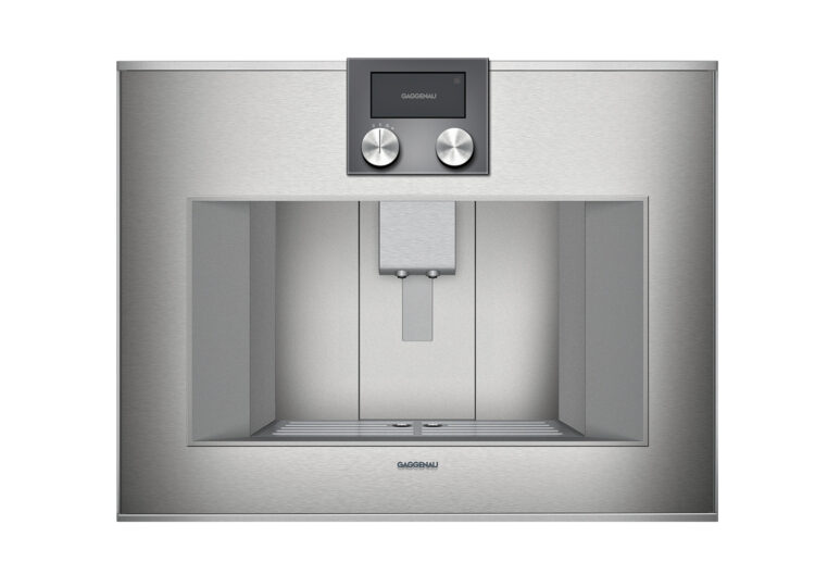 Gaggenau Espresso Machine 400 Series