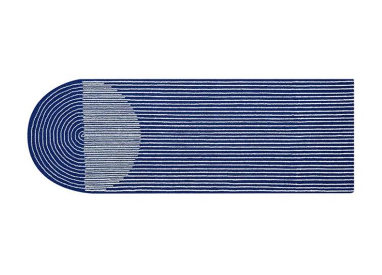 GAN Ply Blue Rug