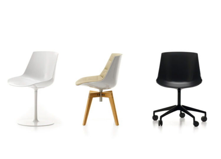 MDF Italia Flow Dining Chair
