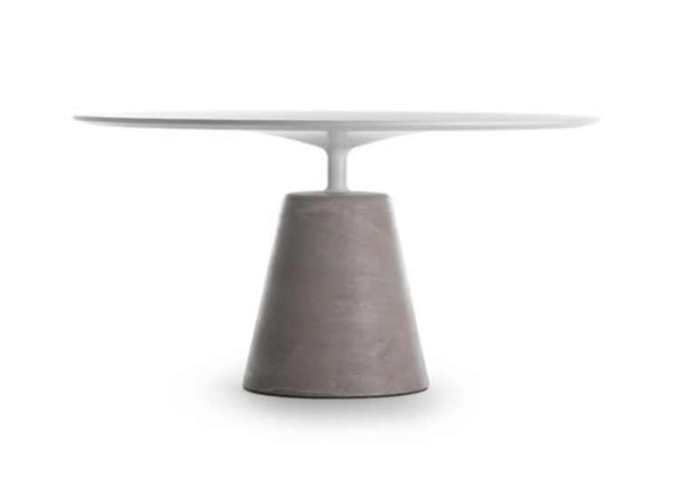 MDF Italia Rock Dining Table