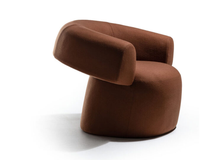 Moroso Ruff Armchair