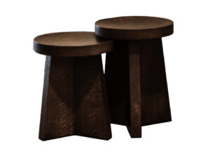 Lowe Furniture Dish Stool