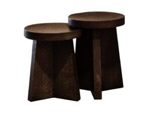 Lowe Furniture Dish Stool