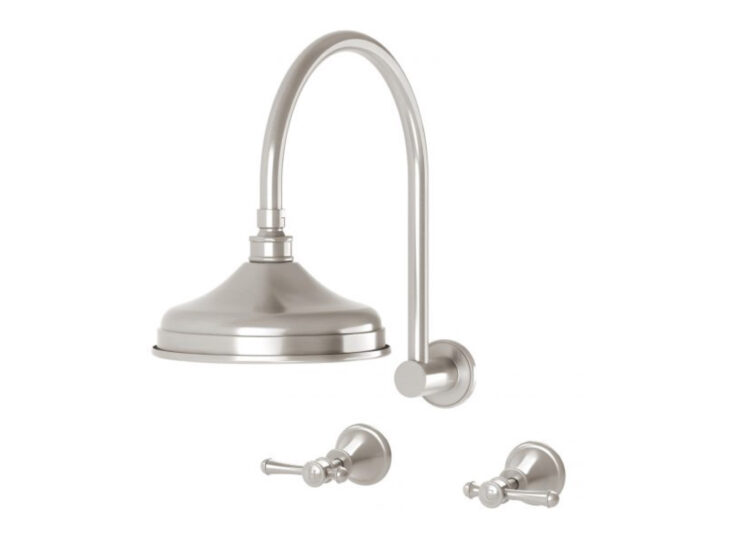 Nostalgia Lever Shower Set