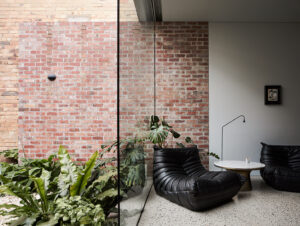Living | Rose Street Living Room by Eastop Architects