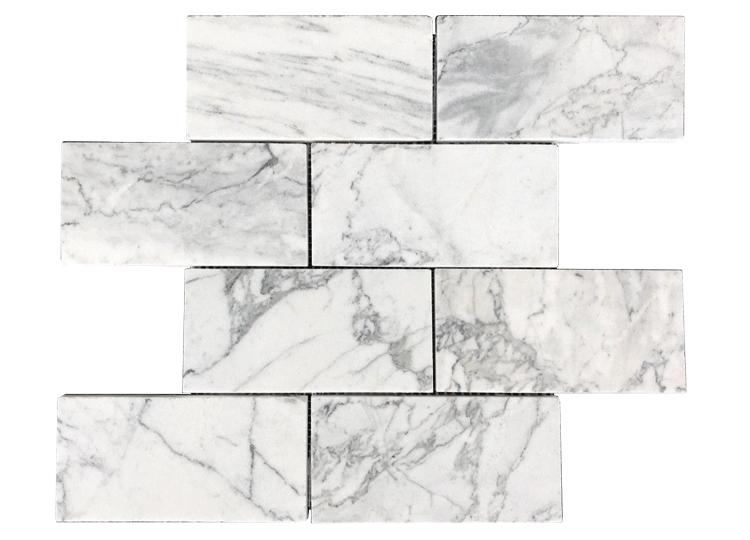 Pietra Stone Gallery Bianco Cielo – Subway Tile