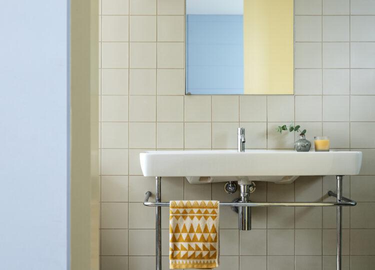 Bathroom | Palm Beach Blue Living by Benn + Penna