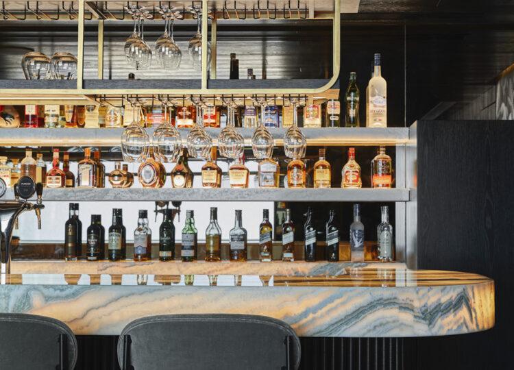 Bar & Cellar | Brighton Residence Bar by Golden