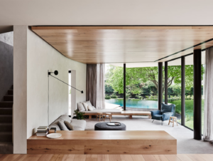 Living 2 | Canopy House by Leeton Pointon Architects + Interiors