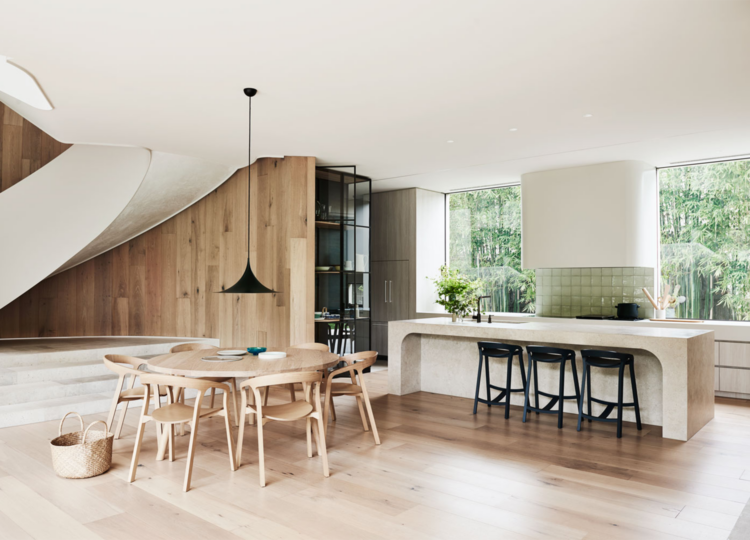 Kitchen | Canopy House by Leeton Pointon Architects + Interiors